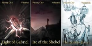 Penury City Trilogy eBook