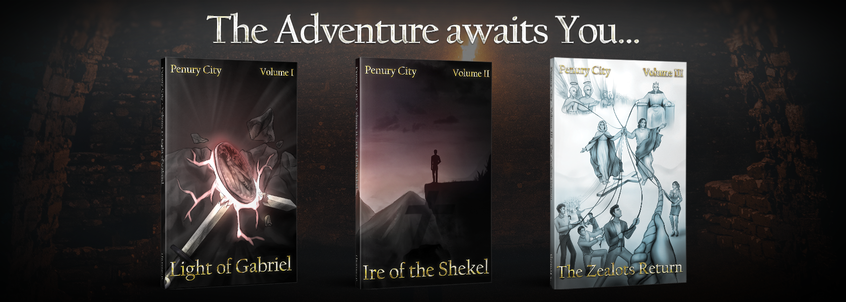 Penury City: The Adventure awaits you