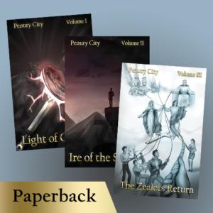 Penury City Trilogy
